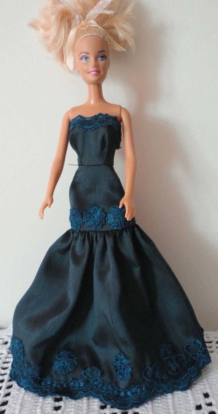 434 best Barbie : Ropita Vestidos Largos images on Pinterest ...