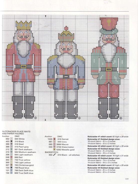 Gallery.ru / Фото #82 - A Cross-Stitch Christmas - OlgaHS
