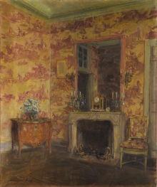 Walter Gay Pink Room