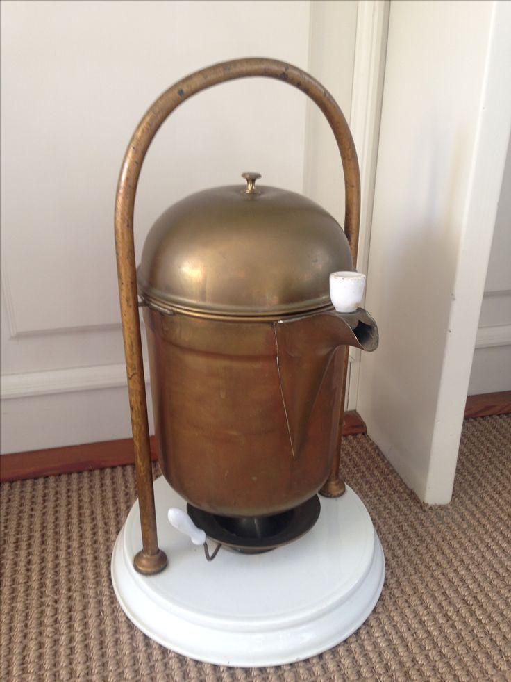 942 fantastiche immagini su vintage coffee makers antike kaffeemaschinen espressomaschinen. Black Bedroom Furniture Sets. Home Design Ideas