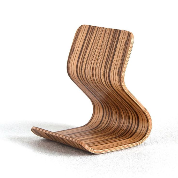 I Have Kind Of A Crush On These Limited Edition Zebra Wood IPad Stands