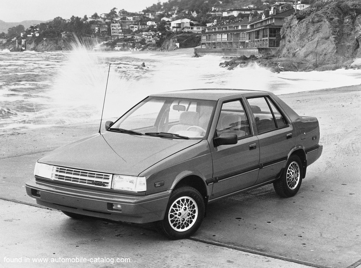 88 Hyundai Excel. This was my first car. My dad gave it to me in 93. It was super reliable.