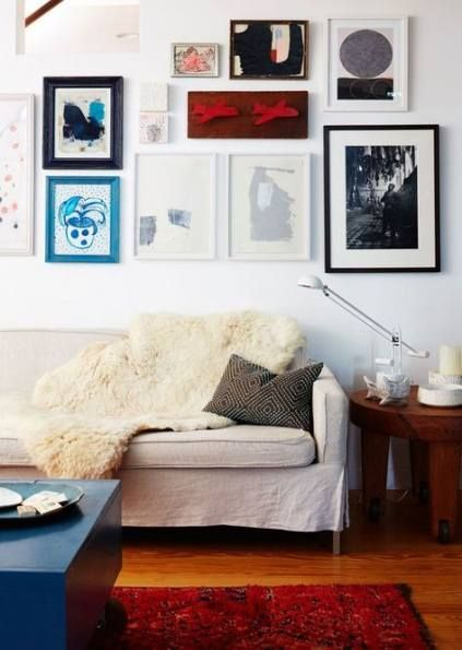 New Wall Decored Above Couch Ideas Layout 16+ Ideas