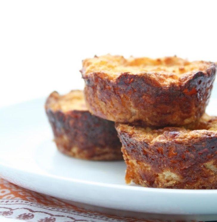 muffins de coliflor