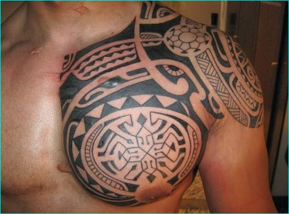 20 Polynesian Tattoo Designs And Meanings