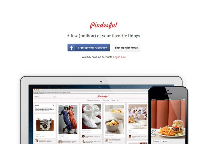 Pinderful - Pinterest Clone from Cogzidel Market Place