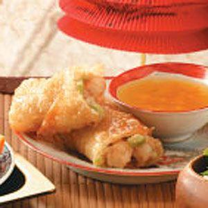 216 best egg rolls wontons images on pinterest cooking food shrimp egg roll recipe asian food forumfinder Choice Image