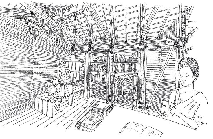Aware Collective, No Border School, Mae Sot, Thailand (project) 2012-2013.  #boundaries #sustainability #architecture  Boundaries 7: Free Architecture