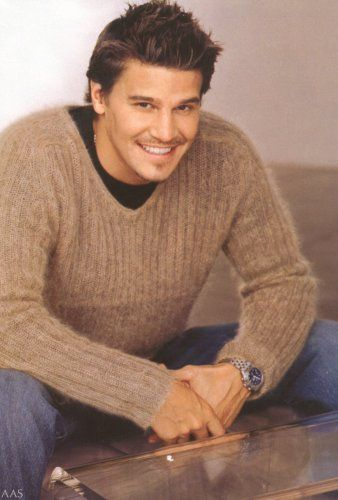David Boreanaz – Angel | The Male Celebrity