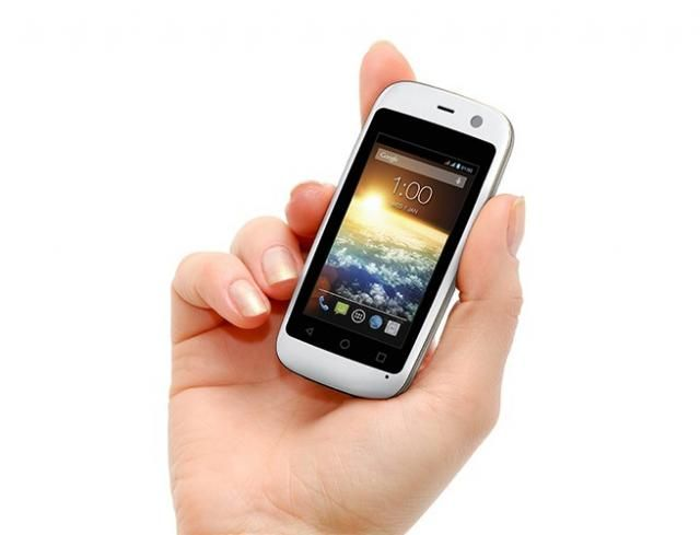Say Hello to The World's Smallest Smartphone