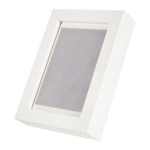 RIBBA Frame,10x15 cm, White,Mount Enhances the Picture and Makes Framing Easy RIBBA- Frame,white http://www.amazon.co.uk/dp/B00KG9YETI/ref=cm_sw_r_pi_dp_tmPpwb1SH87B3