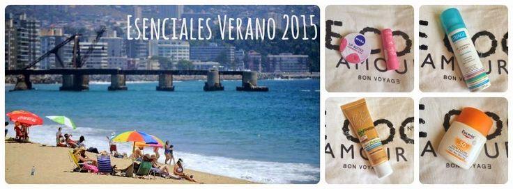 Cata Martínez N: Esenciales Verano 2015