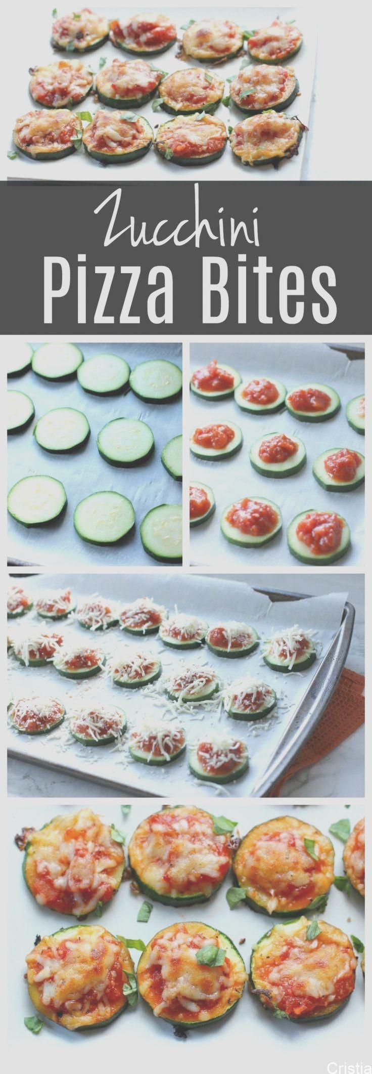 #Bites #Einfache #kidsrecipes #Pizza #Zucchini Einfache Zucchini Pizza Bites  …