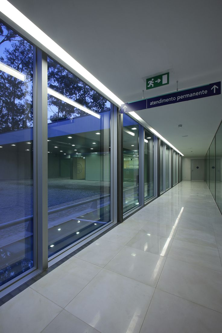CUF Hospital in Porto designed by #MVentura & Partners.