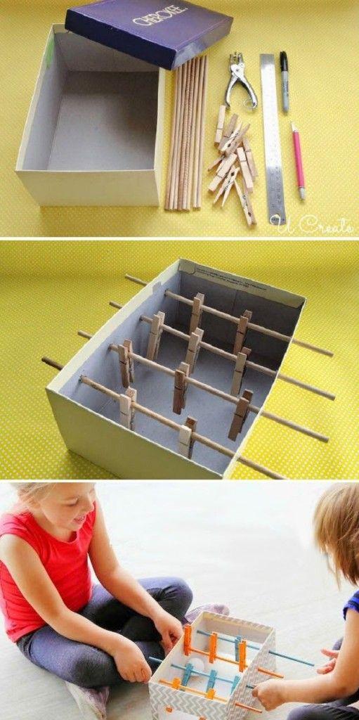 manualidades con pinzas de madera 2