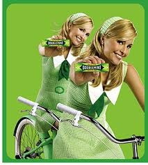 Classic Commercial -- Double your pleasure, double your fun, with double-good Doublemint gum.
