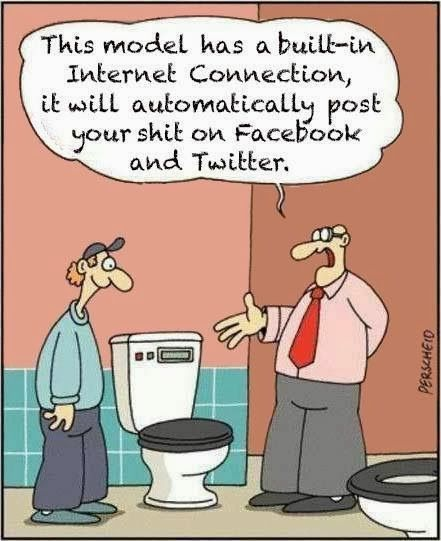 Facebook Humor | From Randy Culler - Google+ via oyasfun | #facebook #twitter #funny