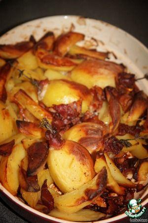 Печеный картофель от Джейми