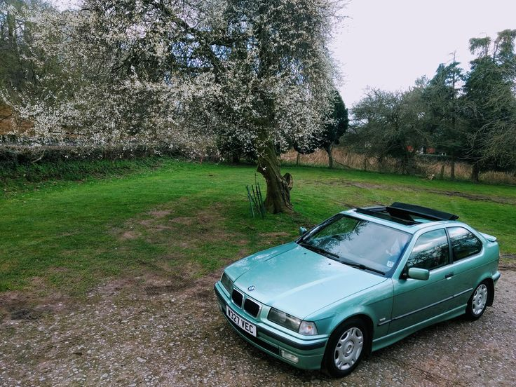 My superrare E36 Compact California the only one in the