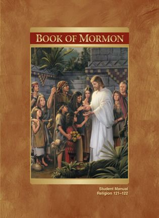 Institute Book of Mormon study guide. Full of quotes and other references.