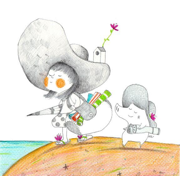 Go to beach!