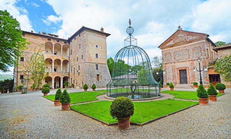 Relais La Suvera: A Renaissance Masterpiece