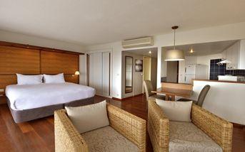 Hilton Noumea La Promenade Residences - studio room