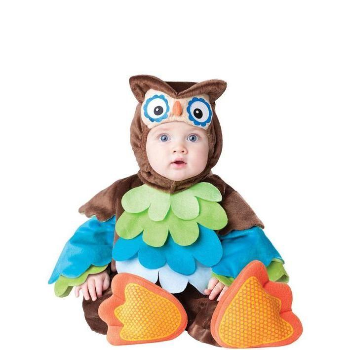 Disfraz de Búho para bebé
