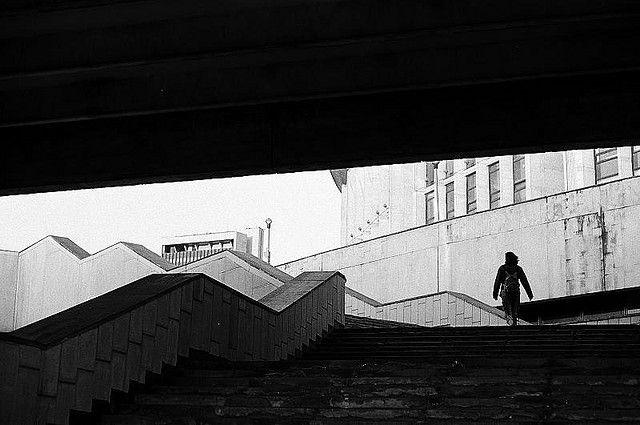 Olympic Stadium plinth, Moscow (RU), 1979 (foto Leszek Golubiński via flickr)