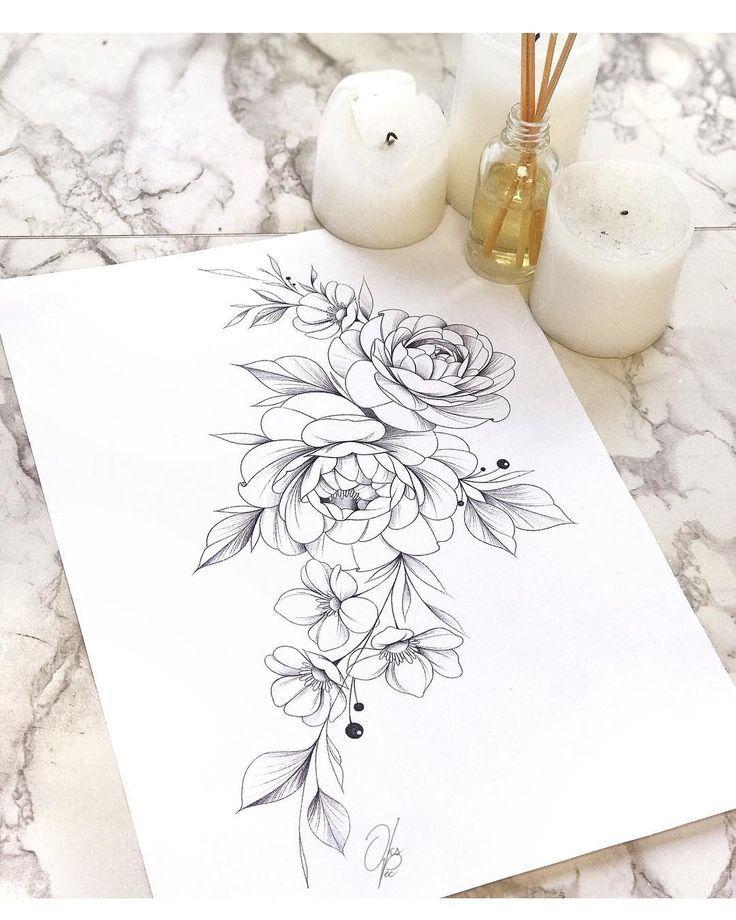 Free🌸 Je veux vraiment le faire exactement …   – Tattoo-Ideen –   #