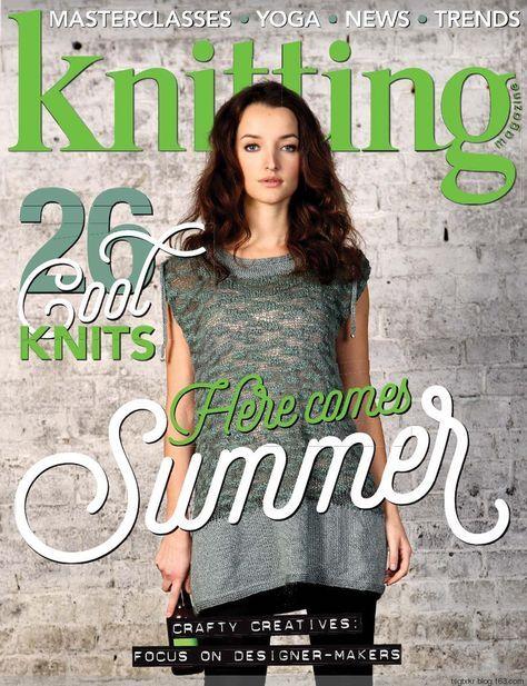 Knitting - July 2017