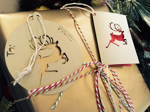 Sassy *Plus Bauble Gift Tags – Swank Creations
