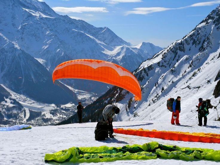 Paragliding And Paramotor Training