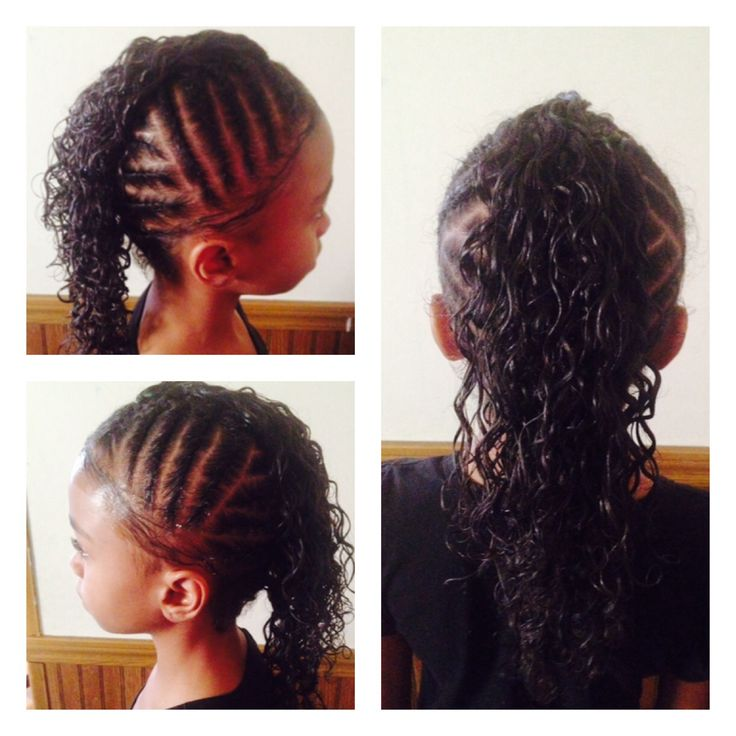 Fine 1000 Images About Mixed Girl Hair Styles On Pinterest Little Short Hairstyles Gunalazisus