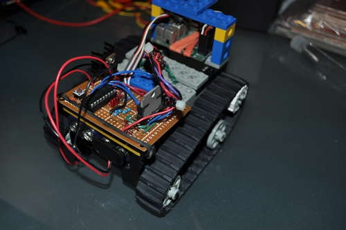 My RC motor contoller