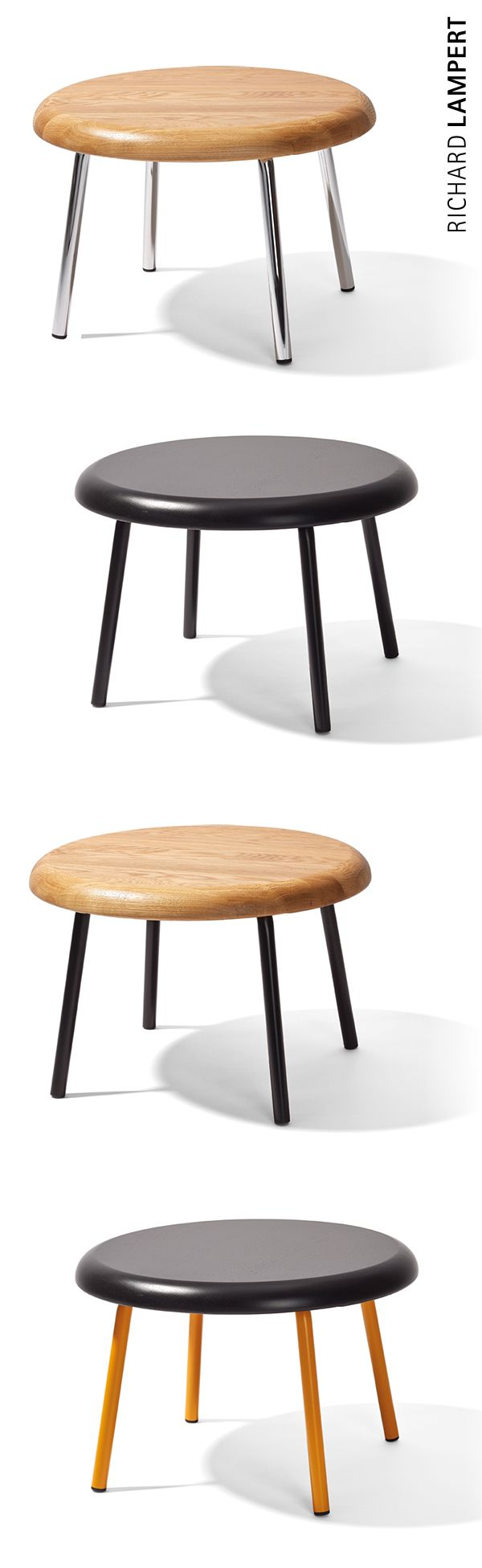 A Tom for all occasions – table ›TOM‹ by Alexander Seifried