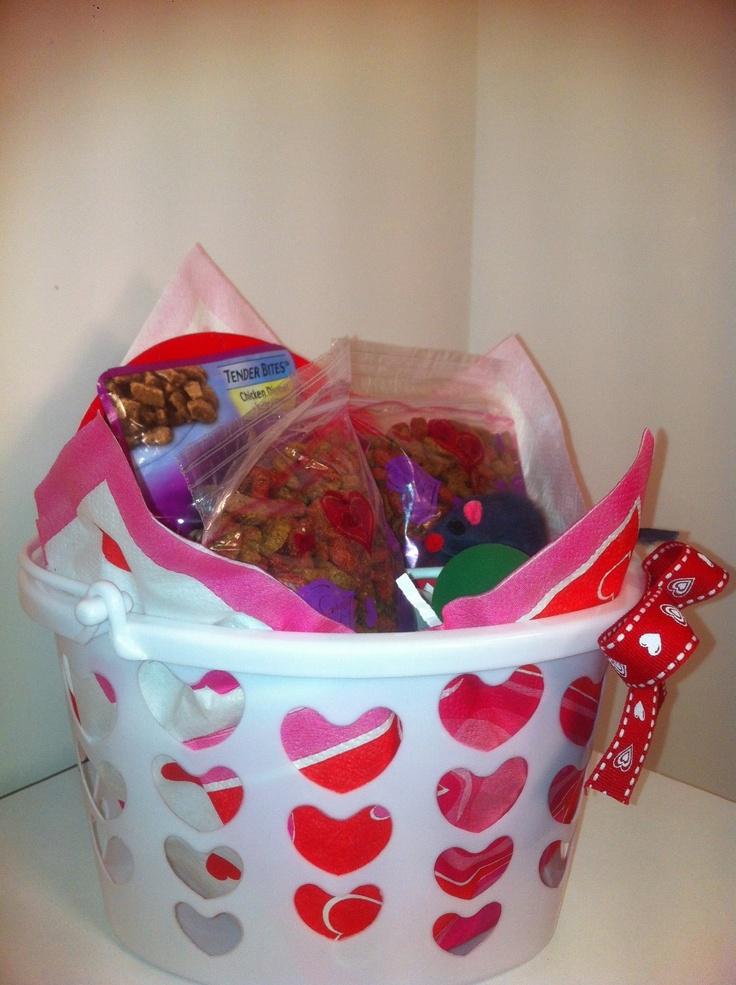 Cat Valentine's Day Gift Basket Price: $19.99 | Best ...