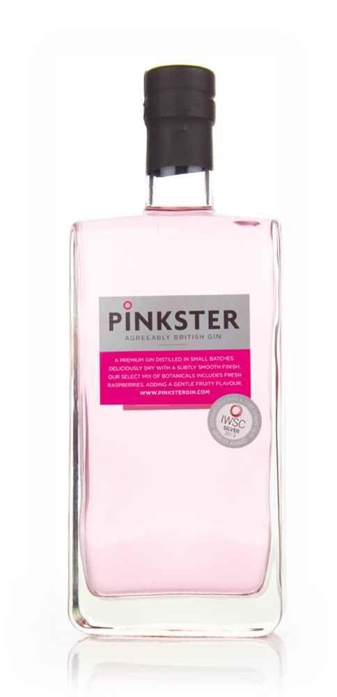 Pinkster Gin - Master of Malt