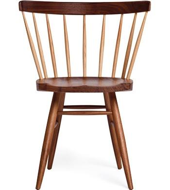 design george nakashima 1948 american walnut hickory. Black Bedroom Furniture Sets. Home Design Ideas