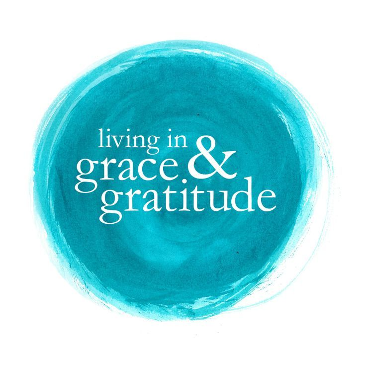 The Cove Community: Friday's Essay - Living in Grace and Gratitude