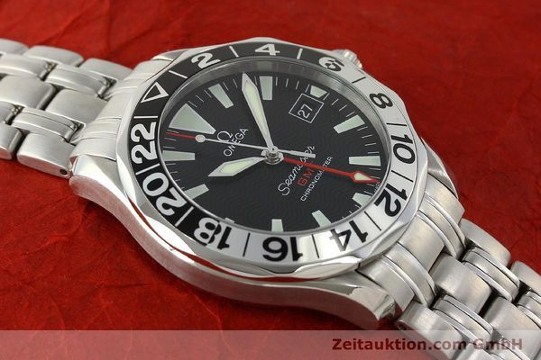 Omega Seamaster Stahl Automatik Kal. 1128 Ref. 168.1613    151037