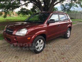 Hyundai TUCSON 2006 - 2000cc - Todo Terreno 4x4