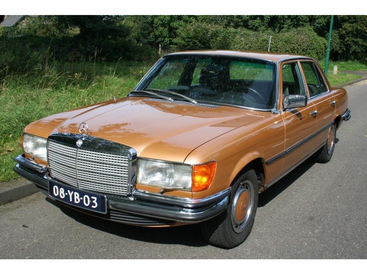 Mercedes Benz 450SE W116 1973.