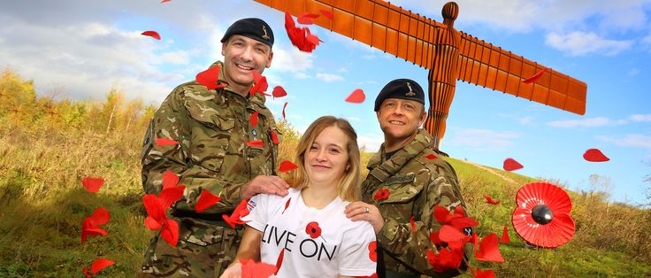 The Royal British Legion is a UK charity providing lifelong support for the…