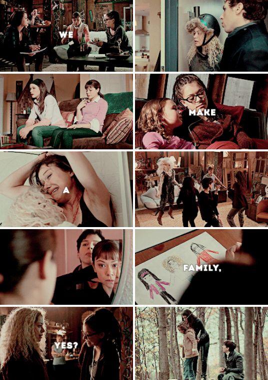 """Orphan Black: """"We're stronger together."""""""