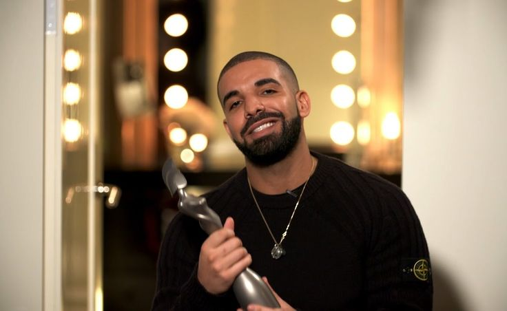Drake wins International Male Solo Artist At The 2017 BRITs Awards