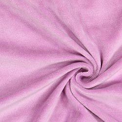 Nicki Stoff Uni – rosa