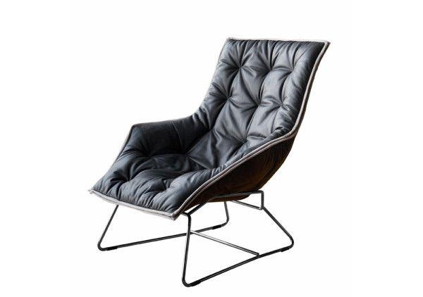 Maserati Lounge Chair by Zanotta Photo