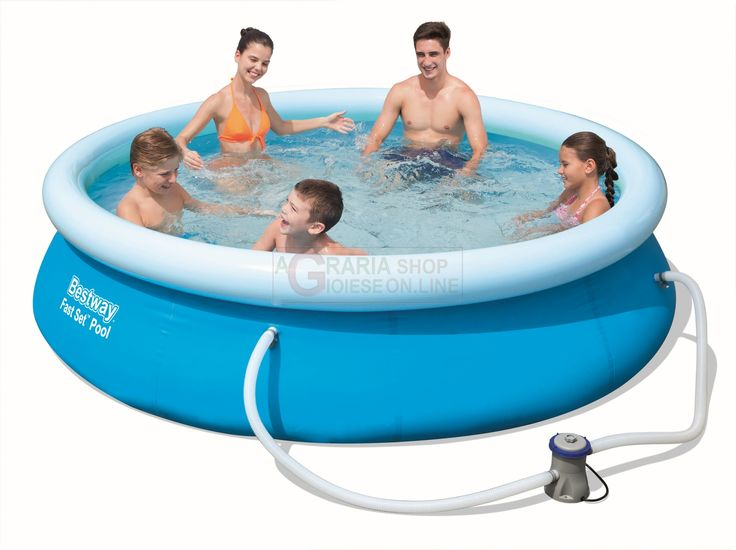 BESTWAY 57270 PISCINA AUTOPORTANTE FAST SET CM.305x76h. http://www.decariashop.it/piscine-autoportanti/20797-bestway-57270-piscina-autoportante-fast-set-cm305x76h-6942138928815.html