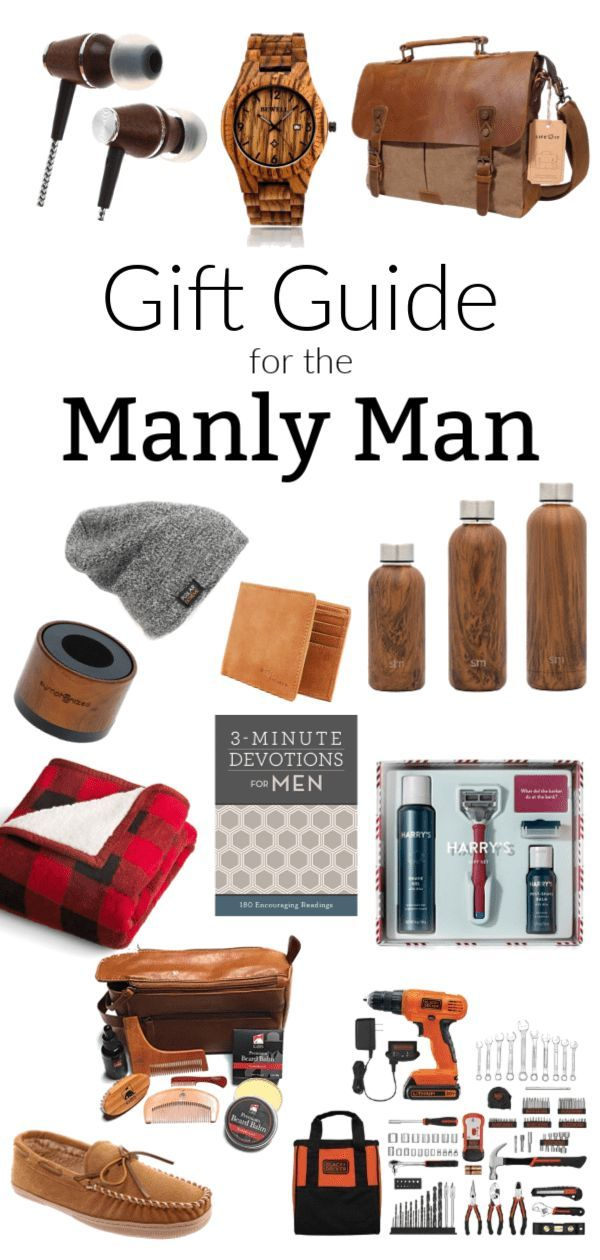 Christmas Gift Guide for the Manly Man BEAUTY FOR ASHES LIFESTYLE